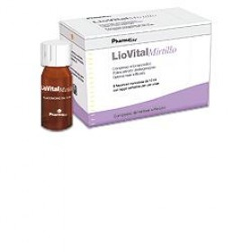 LIOVITAL MIRTILLO 8 FLACONCINI 10 ML