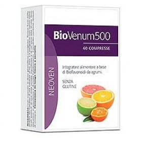 BIOVENUM 500 60 COMPRESSE 48 G