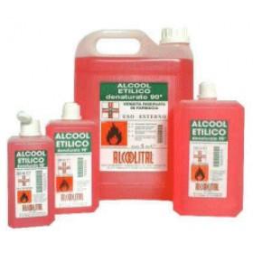 ALCOOL ETILICO DENATURATO 90% 250 ML