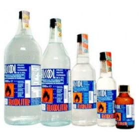 ALCOOL ETILICO PURO 96% 1 LITRO