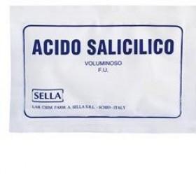 ACIDO SALICILICO BUSTE 10 G