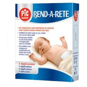 BENDA A RETE TUBOLARE PIC CALIBRO 0 DITO 3M