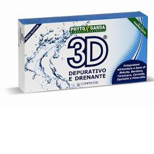 3D DRENA DEPURA 30CPR