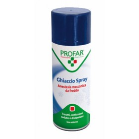 GHIACCIO SPRAY PROFAR 400 ML