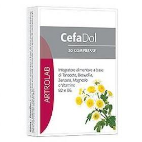 CEFADOL 45 COMPRESSE 36 G