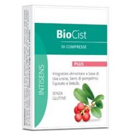 BIOCIST PLUS 30 COMPRESSE 30 G