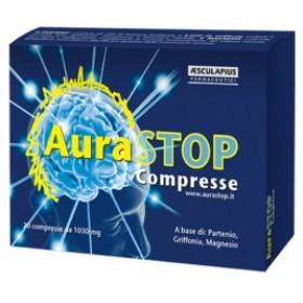 AURASTOP 20 COMPRESSE
