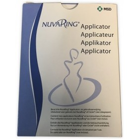 APPLICATORE PER ANELLO VAGINALE NUVARING 3 PEZZI